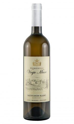 DVM - Sauvignon Blanc - Alb Demisec 2